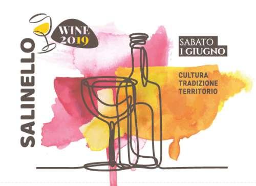 Salinello Wine 2019, su i calici il 1 giugno