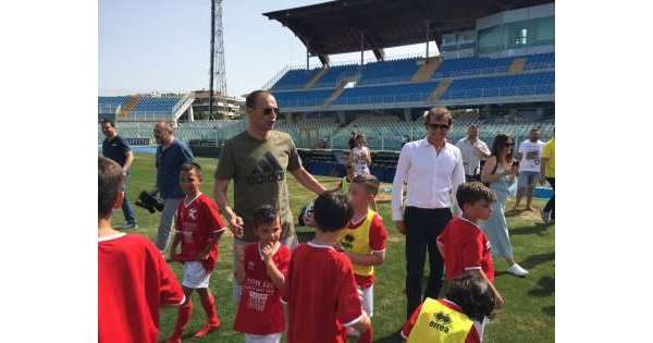 "Allegri al ""Mondo Curi Junior Camp"""