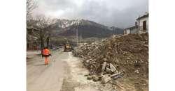 Terremoto, 11,5 mln per il centro Italia