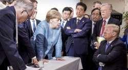Quante scintille sull'asse Washington-Berlino