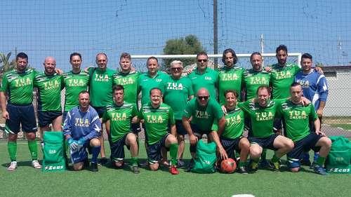Calcio, Tua Spa campione d'Italia a Catania