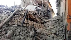 Sisma, Legambiente: Abruzzo unica regione in cui ancora non è partita raccolta macerie