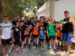 La Pallamano Città Sant'Angelo rinnova il gemellaggio con Makarska