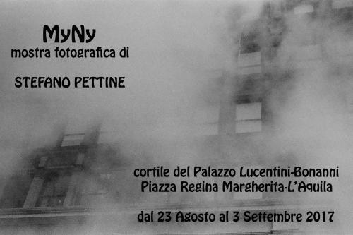 Fotografia, dal 23 agosto New York in mostra a L'Aquila con gli occhi di Stefano Pettine