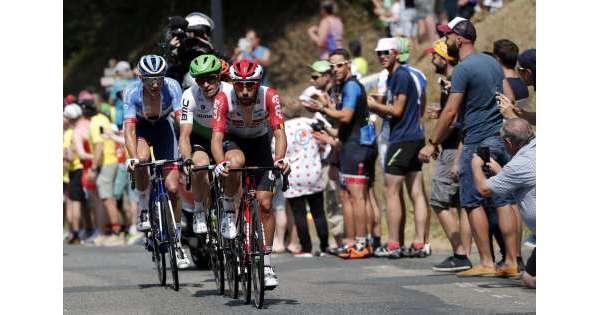 Tour: belga De Gendt vince l'8/a tappa