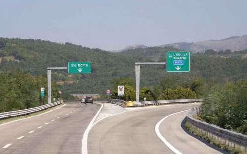 Sicurezza A24/A25, ecco i primi viadotti interessati dai lavori