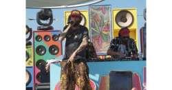 ANSA 12 08 2019 :                        Jova Beach Party, 'no' a ipotesi Pescara