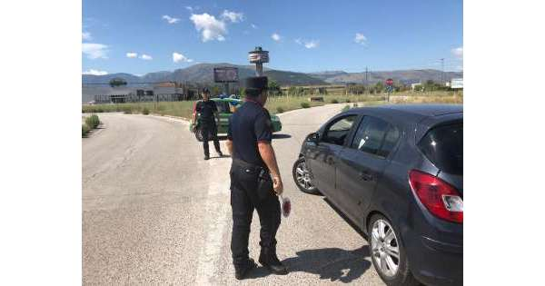 ANSA 17 08 2019 :                        Fuga gas da distributore, evacuato Globo