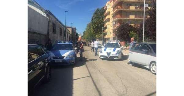 ANSA 19 08 2019 :                        Blitz anti accattonaggio a Pescara