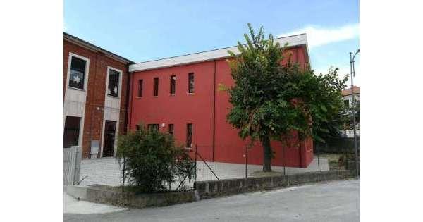 ANSA 21 08 2019 :                        Sant'Omero, pronta la scuola elementare
