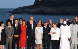 G7, Macron si intesta la battaglia per la pace Usa-Iran