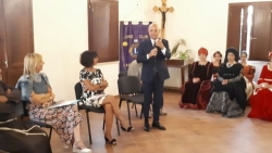 """Cordata per l'Africa"", grande successo per l'iniziativa del Lions Club L'Aquila Host (Fotogallery)"