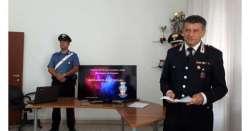 ANSA 10 09 2019 :                        Operazione 'Lost signal', 4 arresti
