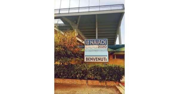 ANSA 18 09 2019 :                        Naiadi, annunciata riapertura lunedì 30