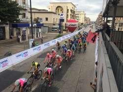ANSA 23 09 2019 :                        Trentin vince il 72/o Trofeo Matteotti