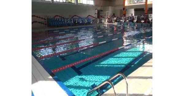 ANSA 26 09 2019 :                        Campli, corsi nuoto con trasporto gratis