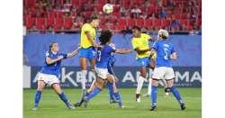 ANSA 27 09 2019 :                        Calcio: azzurre a Benevento e C.Sangro