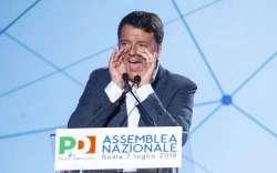 Pare che a Renzi gli siano venuti i capelli dritti...
