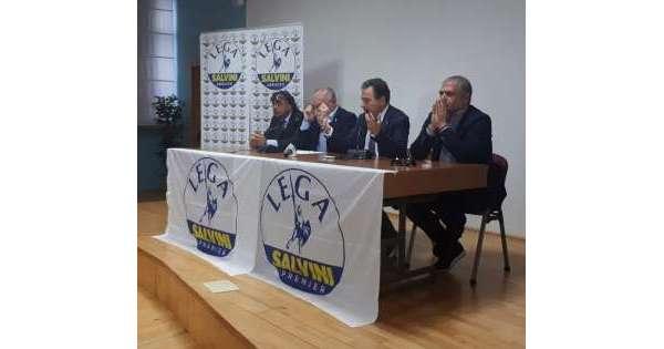 ANSA 3 10 2019 :                        Lega: D'Eramo nuovo responsabile Abruzzo