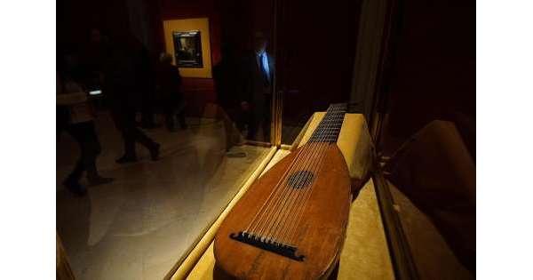 ANSA 4 10 2019 :                        La 'musica di Leonardo' all'Aquila
