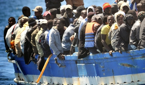 Migrazioni: l'Italia nega qualunque contatto con i trafficanti di esseri umani libici