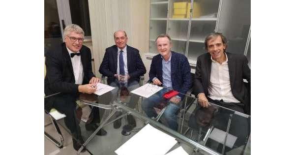 ANSA 5 10 2019 :                        Asl Chieti, dg Schael incontra Colombo