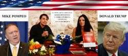 Le opere di Alessia Pignatelli e le poesie di Andrea Petricca approdano alla Casa Bianca