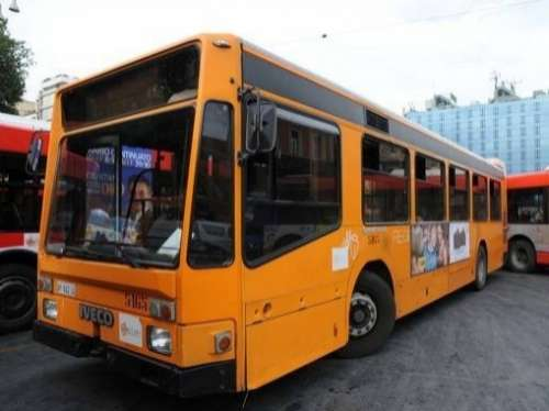 Autobus euro