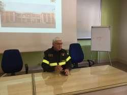 ANSA 15 10 2019 :                        Vvf: Palano in pensione, comando a Centi