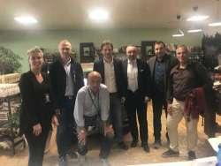 Chi hanno incontrato Zennaro e Lovecchio per l'aeroporto di Pescara