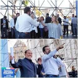 Il Predellino di Salvini: la nuova rincorsa da San Giovanni a Chigi?