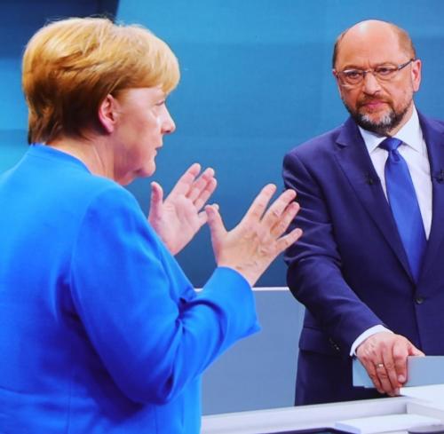 Germania: Merkel contro Schulz, duello televisivo tra i candidati alla Cancelleria tedesca