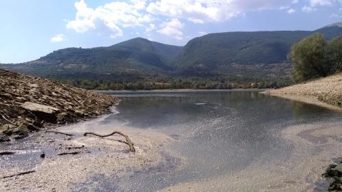 Fiume Sangro e Lago di Barrea inquinati, gli ambientalisti