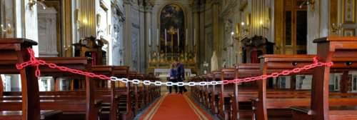 """Popolo della Famiglia Abruzzo: """"Nuove disposizioni sulla frequentazione delle chiese inaccettabili"""""""