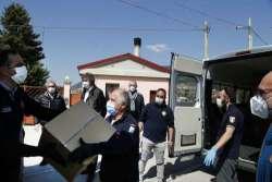 Emergenza Coronavirus: dalla Russia 120mila mascherine alla Regione Abruzzo