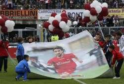Pescara ricorda Morosini a 8 anni dalla morte