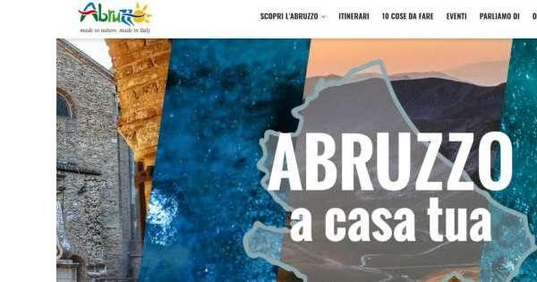 L'Abruzzo a casa tua. Il viaggio virtuale