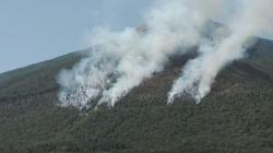 D'Alfonso, basta pasticci sugli incendi in Valle Peligna: sit-in davanti alla Regione