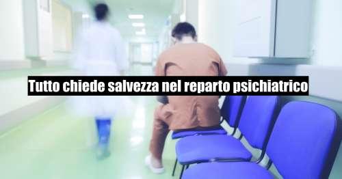 Teramo. Due suicidi in 24 ore e il reparto di Psichiatria è ancora chiuso