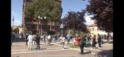 """Sit-in di protesta a Pescara: """"Settore turismo al collasso e dal governo nessuna risposta concreta"""""""