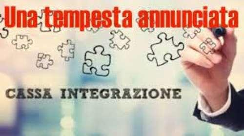 E la cassa integrazione? Ancora nulla per 4mila lavoratori abruzzesi. Oltre 25mila in Italia