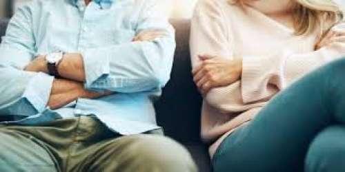 Quando le divergenze di opinioni nella coppia non trovano soluzione
