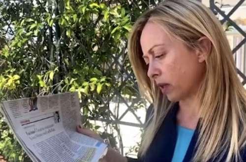 Giorgia Meloni farebbe meglio a snobbare gli odiatori seriali. Giornalisti compresi