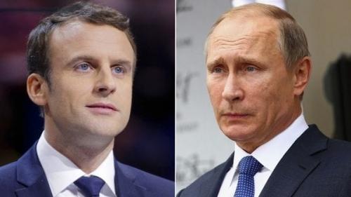 Russia-Francia: presidente Putin a Parigi il 29 maggio su invito di Macron