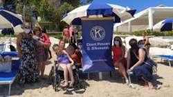 Pineto. Vacanza gratuita al mare a famiglie con disagio economico e bambini con disabilità