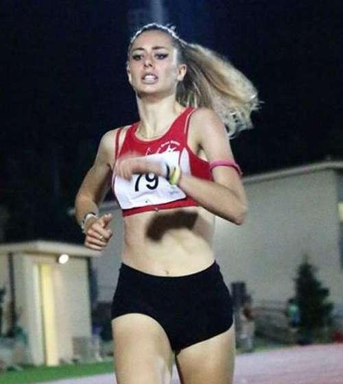 Nuovo record personale per la teramana Gaia Sabbatini