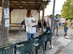 Teramo, elezioni Montorio. Eleonora Magno sull'autodromo a San Mauro