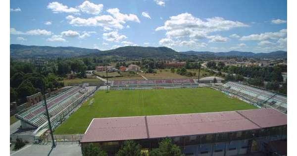 L'Abruzzo riapre al pubblico stadi serie minori