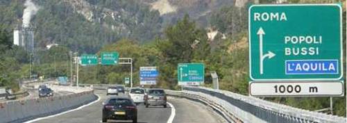 Tancredi (AN): è in atto un tentativo di scippo dei fondi destinati all'autostrada A24 e A25