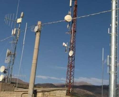 L'Aquila e le antenne della discordia